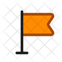 Flag Mark Location Icon