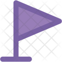 Flag Destination Pole Icon
