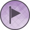 Flag Victory Checkpoint Icon