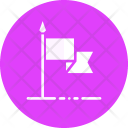 Flag Victory Army Icon