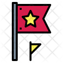 Flag Peace Nation Icon