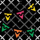 Flag Banner Icon