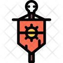 Flag Myth Legend Icon