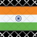 Flag Of India Indian Flag India Icon