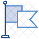 Award Flag Badge Icon