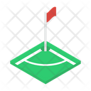 Flagpole Icon