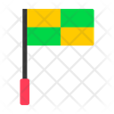 Offside Football Soccer Icon