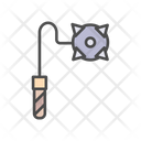Medieval Flail Mace Icon
