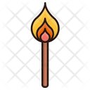 Flame Lighter Fire Icon