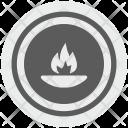 Flame Fire Liberty Icon