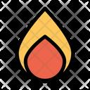 Fire Light Burn Icon