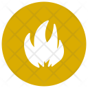 Flame Hot Fire Icon