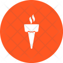 Flame Torch Icon