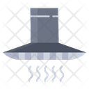 Flame Chimney Icon
