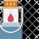 Flame Lantern Icon