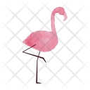 Flamingo Animal Bird Icon