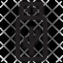 Flasdisk Storage Finance Icon