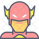 Flash Flash Man Dccomics Icon