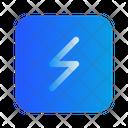 Camera Device Flash Icon