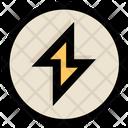 Ui Ux Flash Icon