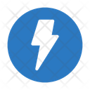 Flash Power Electric Icon