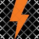 Flash Lightning Storm Icon