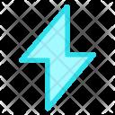 Thunder Flash Icon