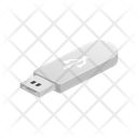 Pendrive Usb Flash Icon