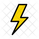 Flash Power Current Icon