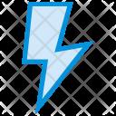 Flash Energy Camera Icon