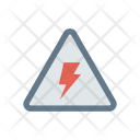 Flash Energy Warning Icon
