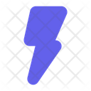 Flash Bolt Thunder Icon