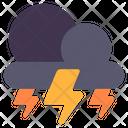 Flash Bolt Thunder Icon
