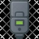 Flash Light Camera Icon