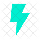 Thunder Electricity Bolt Icon