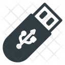 Flash Drive Usb Icon