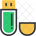 Flash Drive Memory Icon
