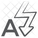 Flash Auto Icon