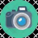 Flash Camera Photography Icon