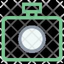Flash Camera Digital Icon