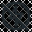 Flash disable Icon