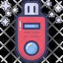 Flash Disk Storage File Icon