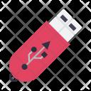 Flash Drive Storage Icon
