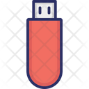 Flash Drive Memory Stick Pen Drive Icon