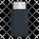 Flash Drive Data Storage Icon