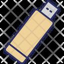 Flash Drive Memory Stick Pendrive Icon