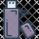 Flash Drive Flash Drive Icon