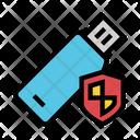 Flash Shield Protection Icon