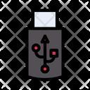 Usb Flash Memory Icon
