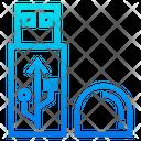 Flash Drive Pendrive Usb Icon